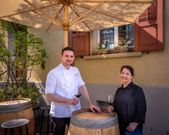 Svenja und Adrian